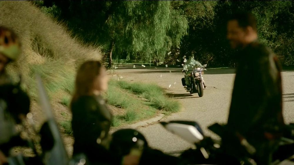 GEICO Motorcycle Insurance TV Spot, Song by The Allman Brothers - Screenshot 7