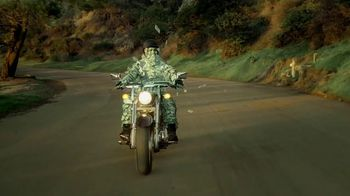 GEICO Motorcycle Insurance TV Spot, 'A Ride' Song by The Allman Brothers