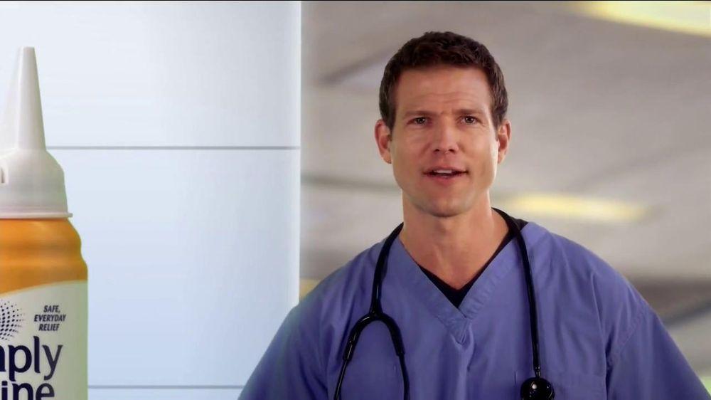 Dr. Travis Stork Saline