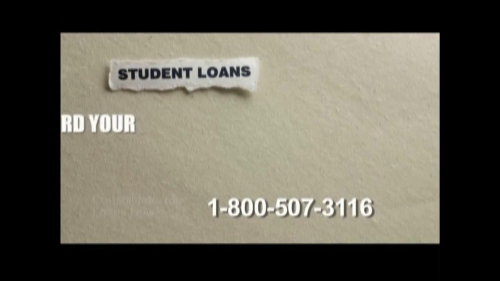 Student Loan TV Spot - Screenshot 1