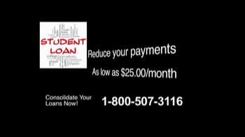 Student Loan TV Spot - Thumbnail 9