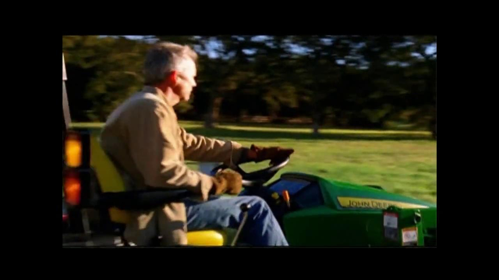 John Deere Sub-Compact Tractor TV Spot, 'Get a Load of This' - Screenshot 3