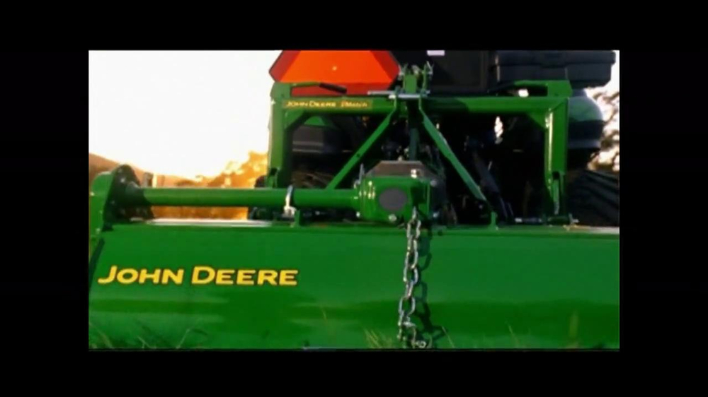 John Deere Sub-Compact Tractor TV Spot, 'Get a Load of This' - Screenshot 7