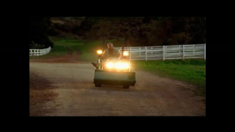 John Deere Sub-Compact Tractor TV Spot, 'Get a Load of This' - Screenshot 8