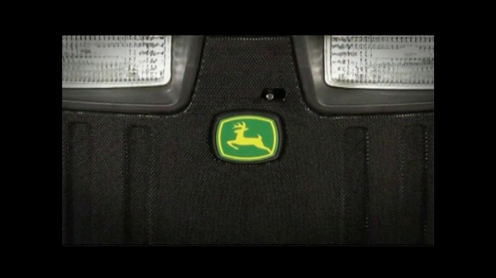 John Deere Sub-Compact Tractor TV Spot, 'Get a Load of This' - Screenshot 9