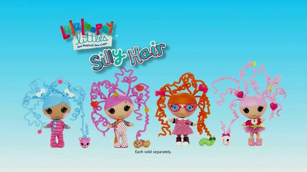 Lalaloopsy Silly Hair Littles Lalaloopsy Little Silly Hair