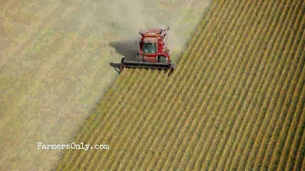 FarmersOnly.com TV Spot, 'Lonely Farmer' - Screenshot 4