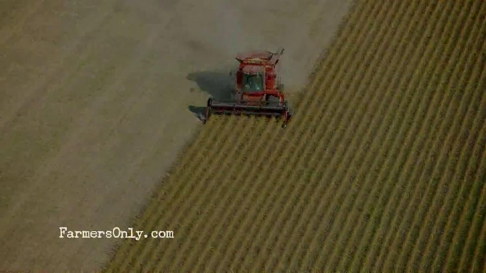FarmersOnly.com TV Spot, 'Lonely Farmer' - Screenshot 5