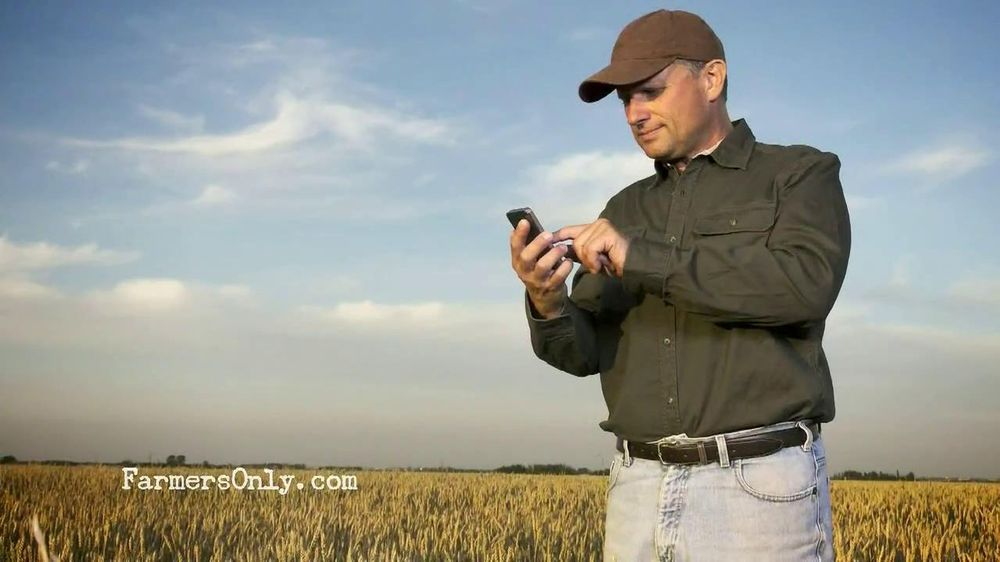 FarmersOnly.com TV Spot, 'Lonely Farmer' - Screenshot 7