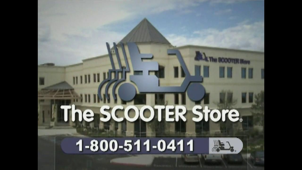 The Scooter Store TV Commercial, 'Vera's Car Accident' - iSpot.tv