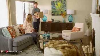 Overstock.com TV Spot, 'New Home' thumbnail