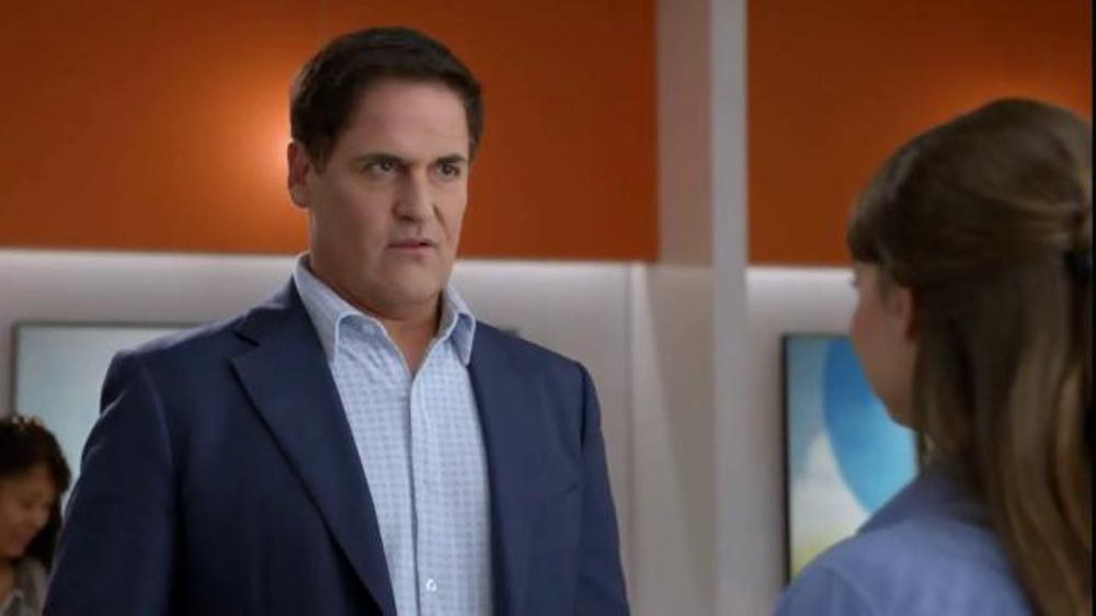 AT&T Rollover Data TV Spot, 'Negotiate' Featuring Mark Cuban