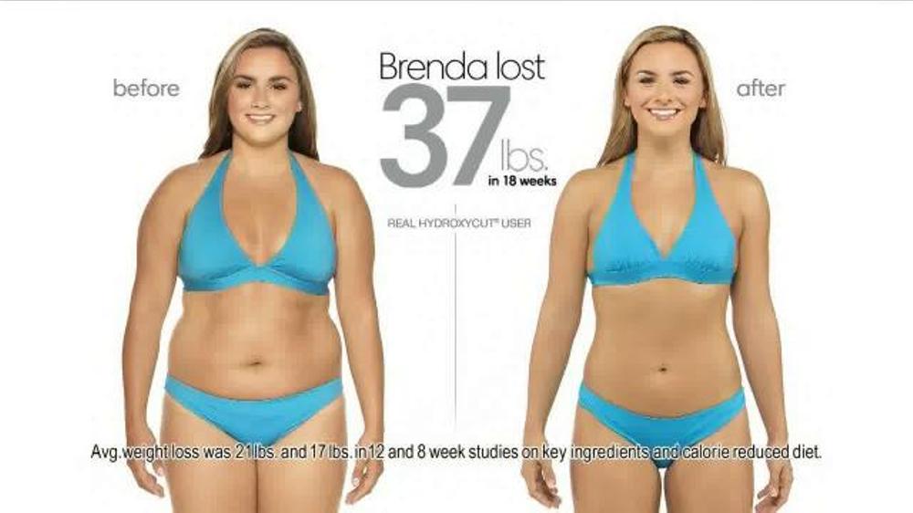 Hydroxy Cut Pro Clinical TV Spot, 'Brenda'