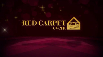 Ashley Furniture Homestore Red Carpet Event TV Spot, 'Exquisite Fashions'