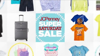 JCPenney Super Saturday Sale February 2015 TV Spot, 'Save the Date'