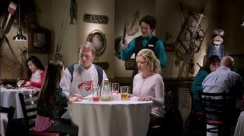 Golden Corral Seafood Spectacular TV Spot, 'Seafood Sticker Shock'