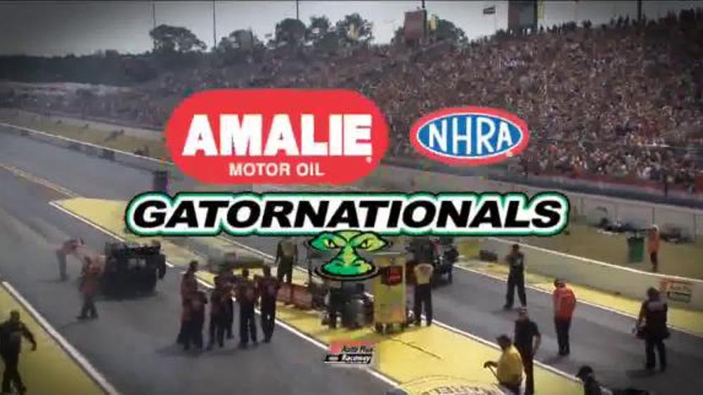 2015 NHRA Gatornationals TV Commercial, 'Don't Let Go!' - iSpot.tv