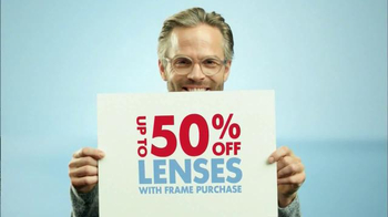 LensCrafters Trade in Event TV Spot, 'Old to New