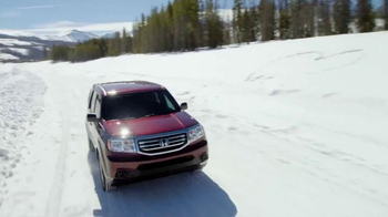 2015 Honda Pilot 4WD LX TV Spot, 'Ready for Anything' thumbnail