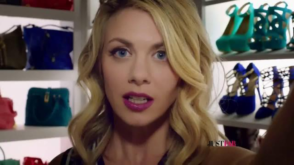 JustFab.com Sitewide Sale TV Spot, 'Not Sorry'