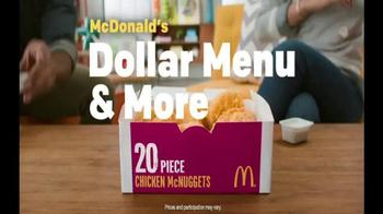 McDonald's Chicken McNuggets TV Spot, 'Alphabetical Order' thumbnail
