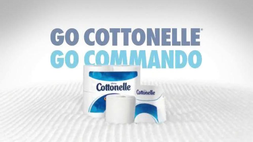 Cottonelle TV Commercial, Go Commando: Ripples Featuring