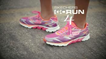 Skechers GoRun 4 TV Spot, 'The Final Push' Featuring Kara Goucher