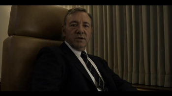 Netflix: House of Cards: Season Three, Trailer Two