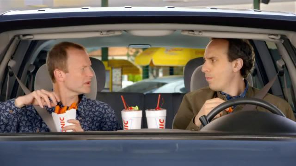 Sonic Drive-In Spicy Super Crunch Chicken Strips TV Spot, 'Not Your Mom's' thumbnail