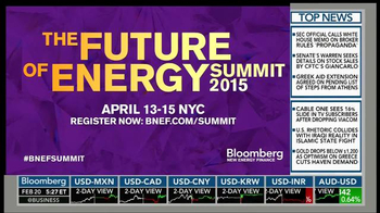 2015 The Future of Energy Summit TV Spot, 'Looking Forward'