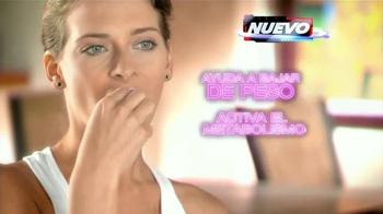 Metaboltonics TV Spot, 'Lista para las Vacaciones' [Spanish]