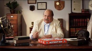 Little Caesars Pizza Bacon Wrapped Crust TV Spot, 'Small Town Pizza Lawyer'