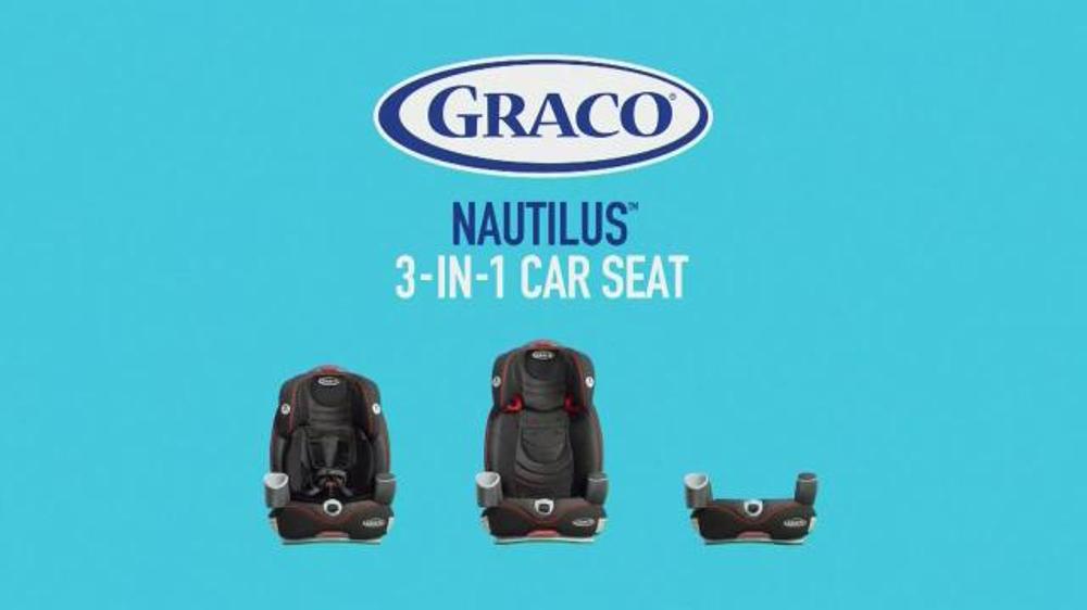 Graco Car Seat Commercial Actors