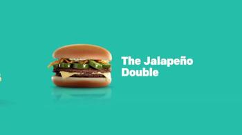 McDonald's Jalapeño Double and Jalapeño McChicken TV Spot, 'Jalapen-Waaaoh' thumbnail