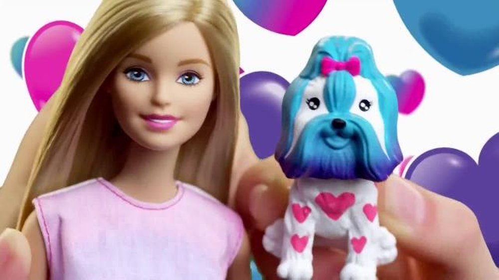 Barbie Fashion Design Maker Commercial Barbie Color Me Cute TV Spot