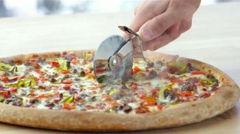 Papa John's Bacon Cheeseburger Pizza TV Spot, 'Gran Pizza' [Spanish]