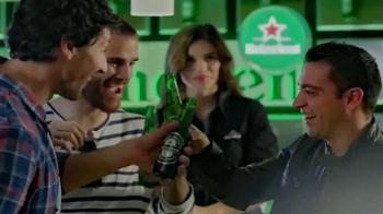 Heineken TV Spot, 'UEFA Champions League: Flight Delay'