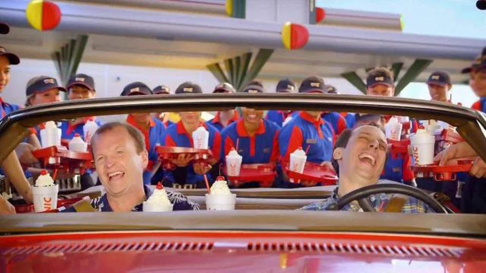 Sonic Drive-In Shakes TV Spot, 'Nicknames' thumbnail