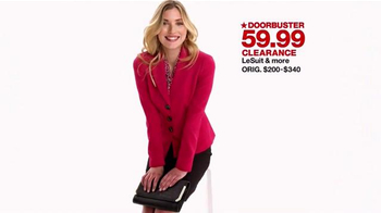 Macy's One Day Sale February 2015 TV Spot, 'Suits, Jewelry, Luggage' thumbnail