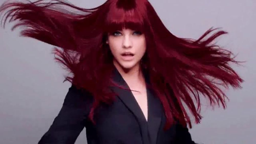 L Oreal Paris F 233 Ria Power Red Tv Commercial Live In Red