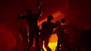 Nerf Zombie Strike Flipfury TV Spot, 'Zombie Stopping Action'