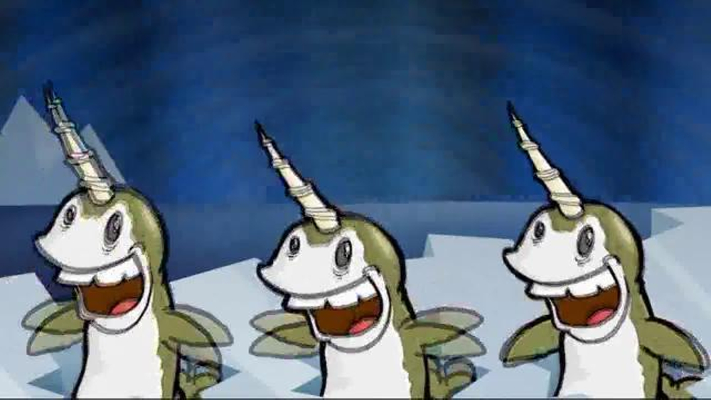 Sprint Unlimited Plan TV Spot, 'Narwhals' thumbnail