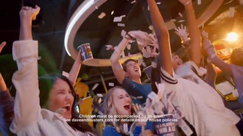 Dave and Buster's TV Spot, 'Birthday Party'