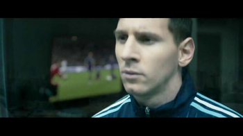 adidas TV Spot, 'Take It' Ft. Gareth Bale, DeMarco Murray, Lionel Messi