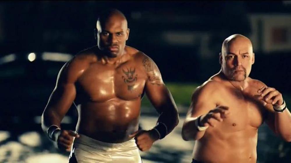 Autozone TV Spot, 'Wrestlers'