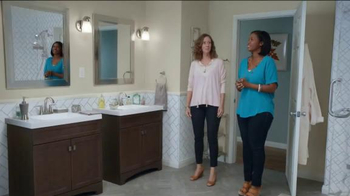 Lowe's: How to Make a Friend Speak When She's Speechless