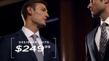 Men's Wearhouse: Designer Suits and Sportcoats