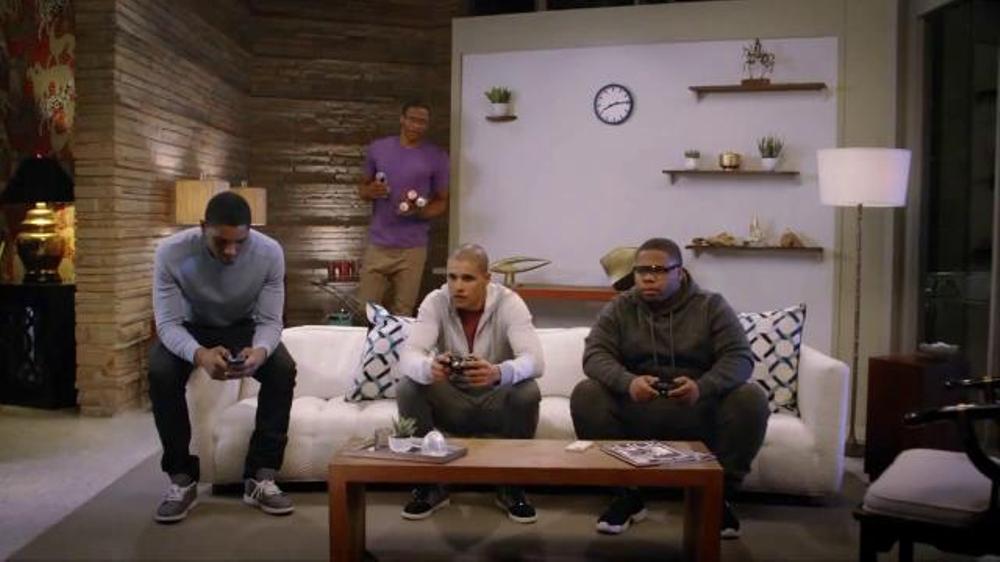Mountain dew kickstart tv spot patterns featuring russell westbrook