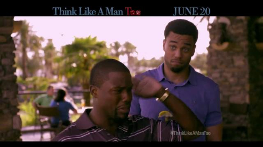 what is the movie think like a man about