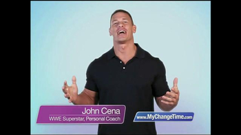 MyChangeTime.com TV Spot, 'Struggling' Featuring John Cena